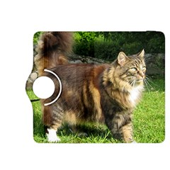 Norwegian Forest Cat Full  Kindle Fire HDX 8.9  Flip 360 Case