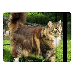 Norwegian Forest Cat Full  Samsung Galaxy Tab Pro 12.2  Flip Case