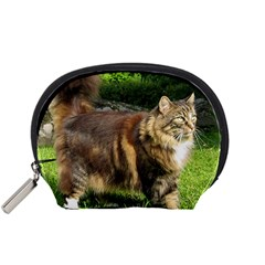 Norwegian Forest Cat Full  Accessory Pouches (Small)