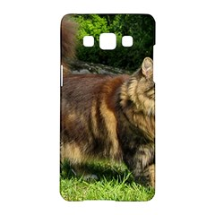 Norwegian Forest Cat Full  Samsung Galaxy A5 Hardshell Case