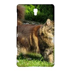 Norwegian Forest Cat Full  Samsung Galaxy Tab S (8.4 ) Hardshell Case