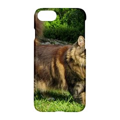 Norwegian Forest Cat Full  Apple iPhone 7 Hardshell Case