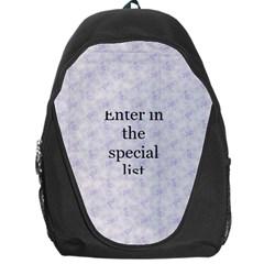 clothe0004 Backpack Bag