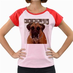 Boerboel  Women s Cap Sleeve T-Shirt