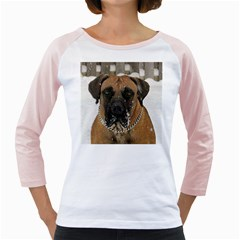 Boerboel  Girly Raglans