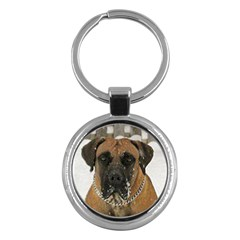 Boerboel  Key Chains (Round)