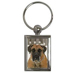 Boerboel  Key Chains (Rectangle)