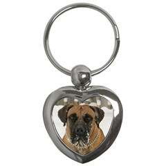 Boerboel  Key Chains (Heart)
