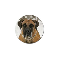 Boerboel  Golf Ball Marker