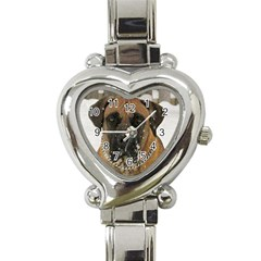Boerboel  Heart Italian Charm Watch