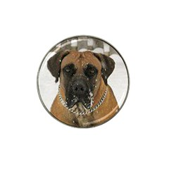 Boerboel  Hat Clip Ball Marker (10 pack)