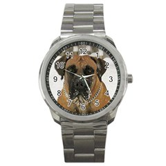 Boerboel  Sport Metal Watch