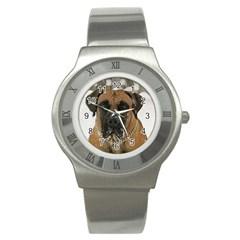 Boerboel  Stainless Steel Watch