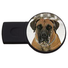 Boerboel  USB Flash Drive Round (4 GB)