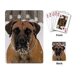 Boerboel  Playing Card