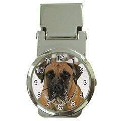 Boerboel  Money Clip Watches