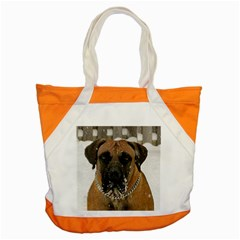 Boerboel  Accent Tote Bag
