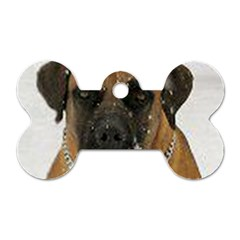 Boerboel  Dog Tag Bone (One Side)