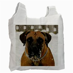 Boerboel  Recycle Bag (One Side)