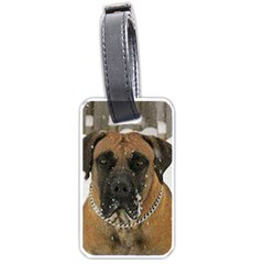 Boerboel  Luggage Tags (One Side)