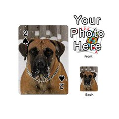 Boerboel  Playing Cards 54 (Mini)