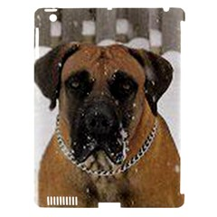 Boerboel  Apple iPad 3/4 Hardshell Case (Compatible with Smart Cover)