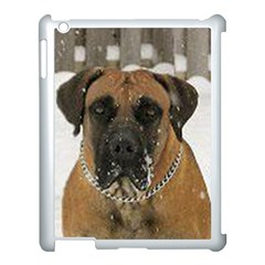 Boerboel  Apple iPad 3/4 Case (White)