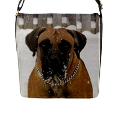 Boerboel  Flap Messenger Bag (L)