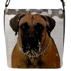 Boerboel  Flap Messenger Bag (S)