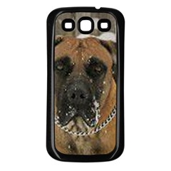 Boerboel  Samsung Galaxy S3 Back Case (Black)