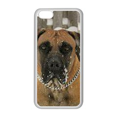 Boerboel  Apple iPhone 5C Seamless Case (White)