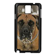 Boerboel  Samsung Galaxy Note 3 N9005 Case (Black)