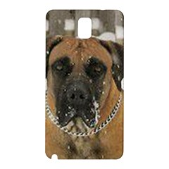 Boerboel  Samsung Galaxy Note 3 N9005 Hardshell Back Case