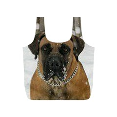 Boerboel  Full Print Recycle Bags (S)
