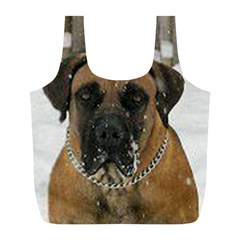 Boerboel  Full Print Recycle Bags (L)
