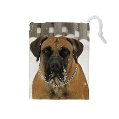 Boerboel  Drawstring Pouches (Medium)