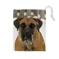 Boerboel  Drawstring Pouches (Large)