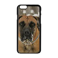 Boerboel  Apple iPhone 6/6S Black Enamel Case