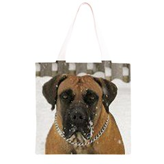 Boerboel  Grocery Light Tote Bag