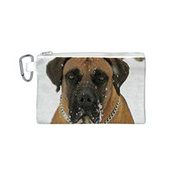 Boerboel  Canvas Cosmetic Bag (S)