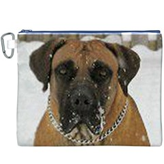 Boerboel  Canvas Cosmetic Bag (XXXL)