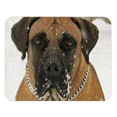 Boerboel  Double Sided Flano Blanket (Large)