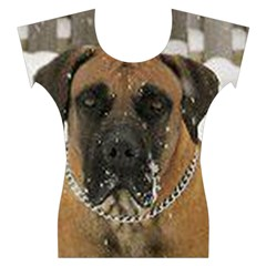 Boerboel  Women s Cap Sleeve Top