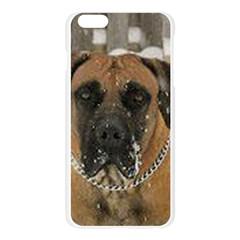 Boerboel  Apple Seamless iPhone 6 Plus/6S Plus Case (Transparent)