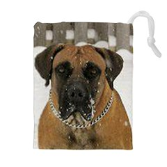 Boerboel  Drawstring Pouches (Extra Large)