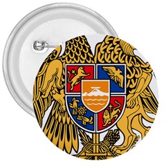 Coat of Arms of Armenia 3  Buttons