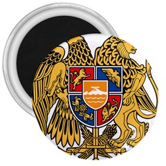 Coat of Arms of Armenia 3  Magnets