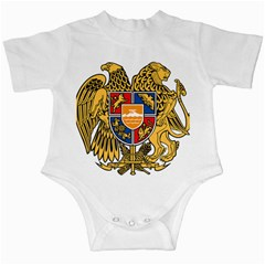 Coat of Arms of Armenia Infant Creepers