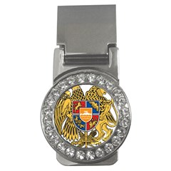 Coat of Arms of Armenia Money Clips (CZ)