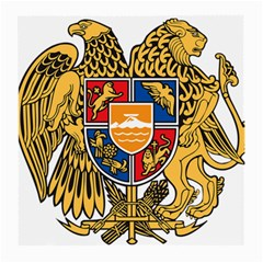 Coat of Arms of Armenia Medium Glasses Cloth (2-Side)